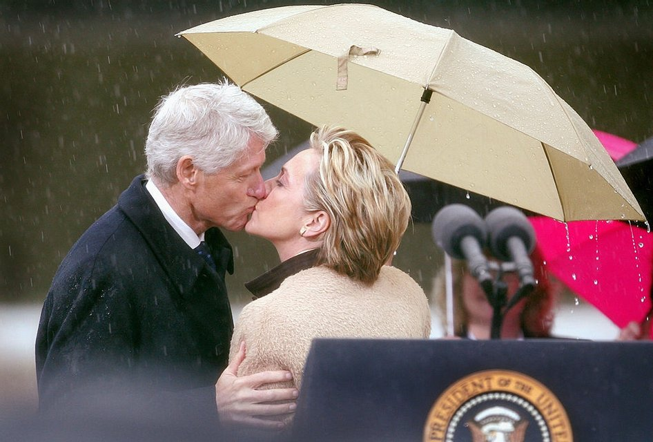Хиллари Клинтон призналась, зачем простила мужу интрижку с Моникой Левински - фото 71303