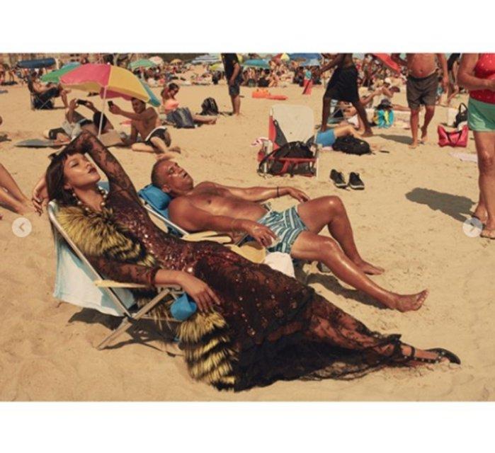 Лаис Рибейро поразила красотой в фотосете IRIS covet book  - фото 75115