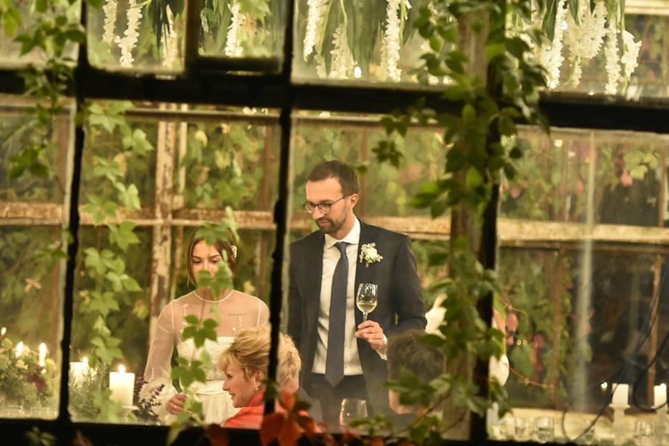 Сергей Лещенко женился на Анастасии Топольской - фото 72683
