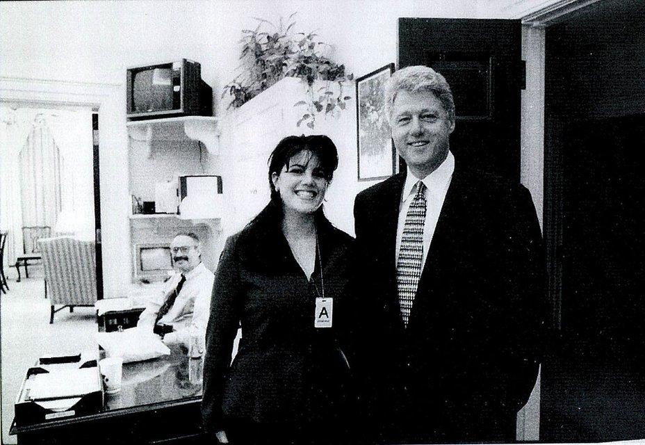 Хиллари Клинтон призналась, зачем простила мужу интрижку с Моникой Левински - фото 71308