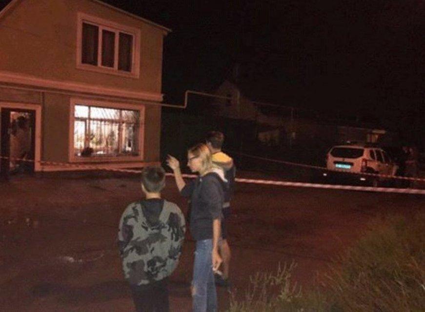 Взрыв в жилом доме Одессы - фото 76134