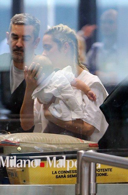 Марийон Котийяр показала 6-месячную дочь - фото 77221