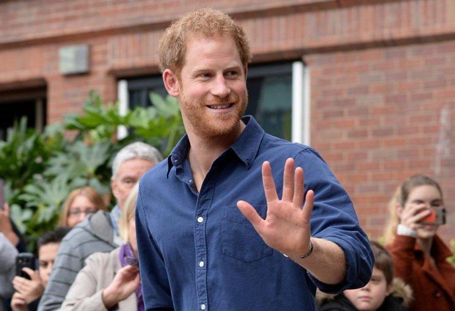 Меган Маркл перевозит вещи в Лондон к принцу Гарри - фото 75351