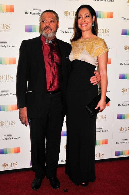 Лоуренс Фишборн и Джина Торрес разводятся после 14 лет брака - фото 75525