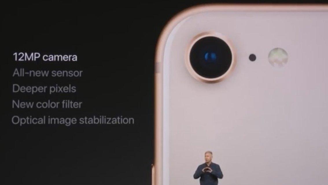 Apple презентует новые iPhone 8 и iPhone 8+ - фото 73456