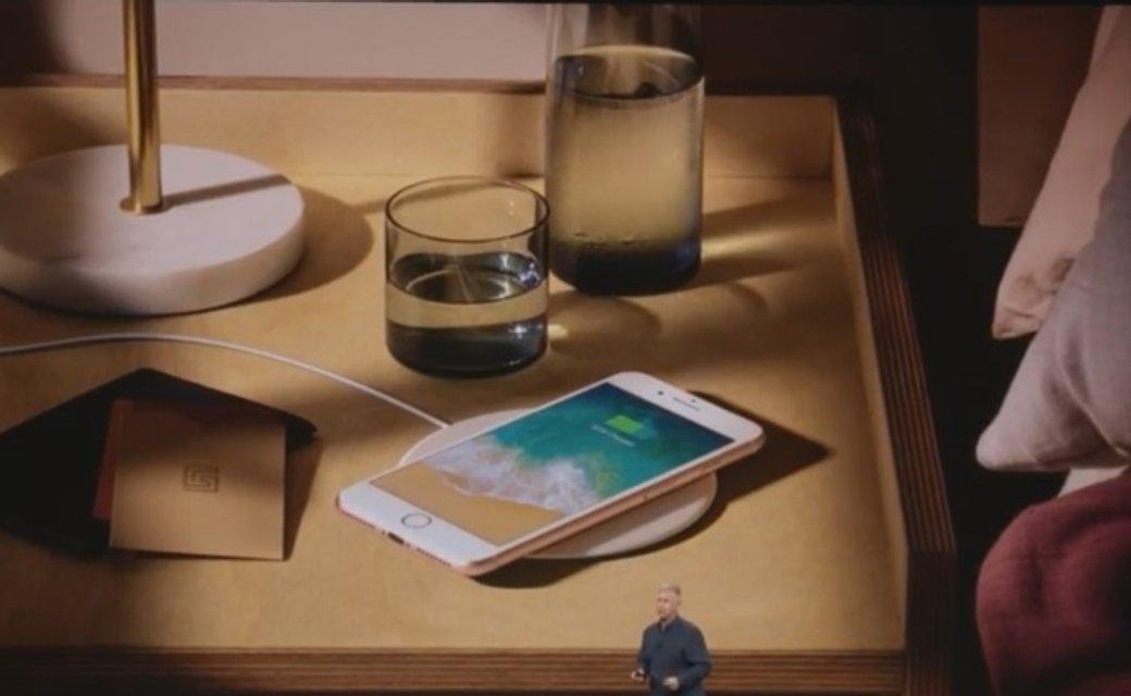 Apple презентует новые iPhone 8 и iPhone 8+ - фото 73455