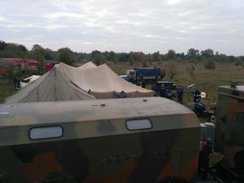 ГСЧС отчиталось о 30 тыс эвакуированных и гашении четырех пожаров: фото, видео (обновлено) - фото 76743