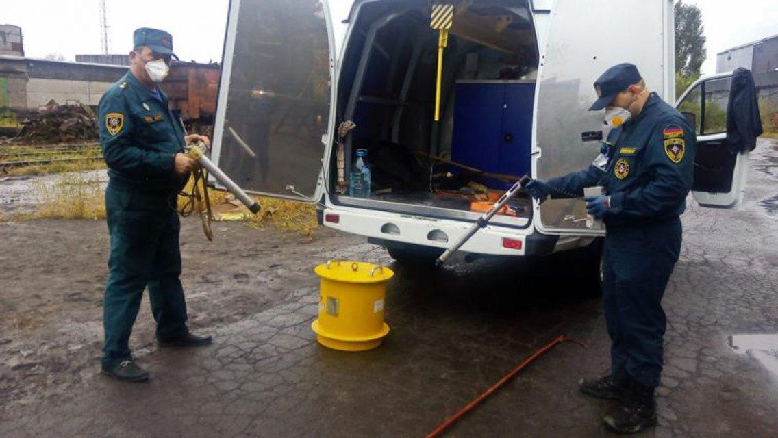 "На завод Ахметова в ""ДНР"" привезли радиоактивные отходы - фото 71739"