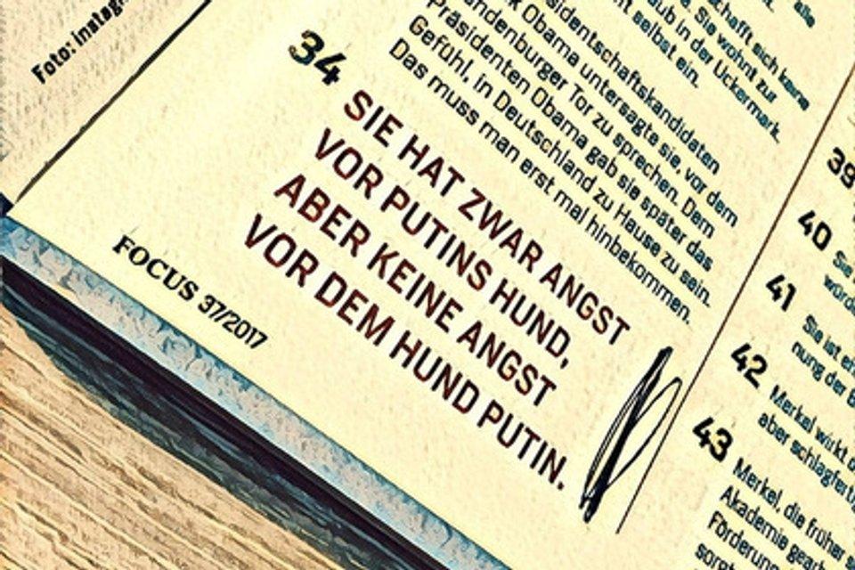 Немецкие журналисты оскорбили Путина - фото 73461