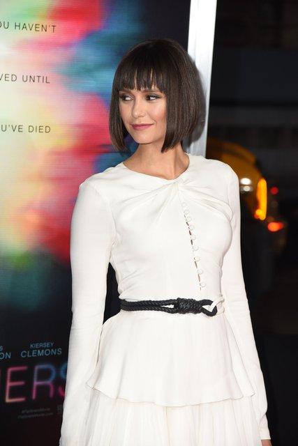 Нина Добрев поразила красотой на премьере фильма