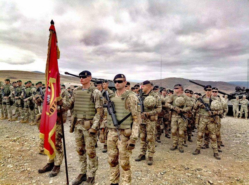 ВМС Украины примут участие в военных учениях Agile Spirit в Грузии - фото 71164