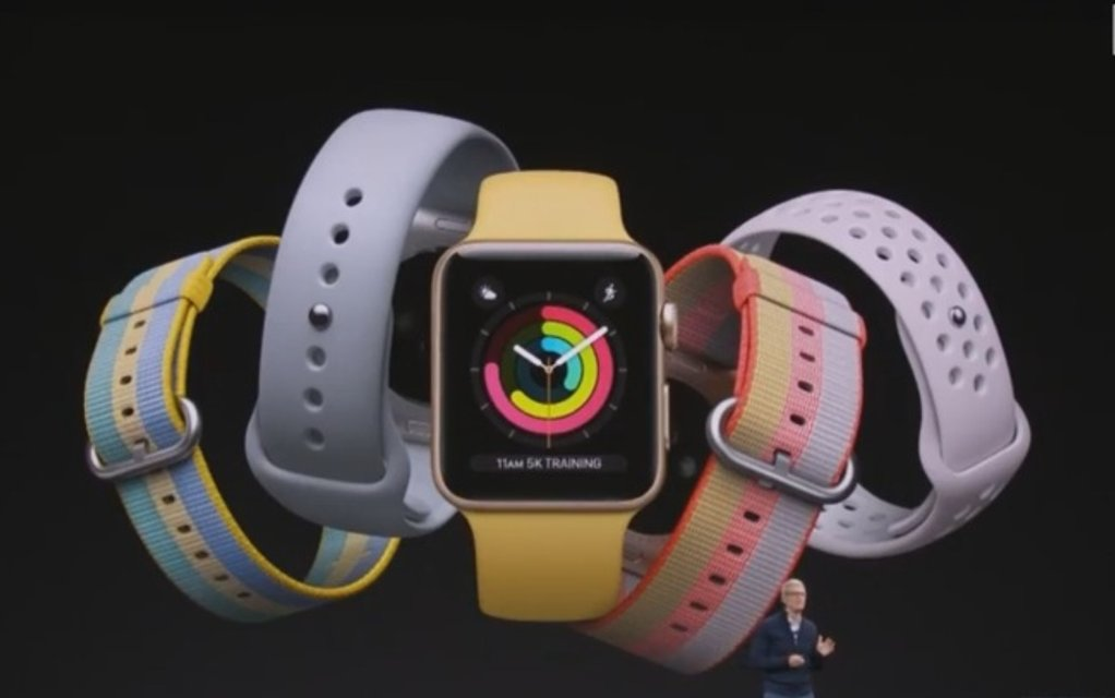 Apple презентует новые Apple Watch - фото 73453