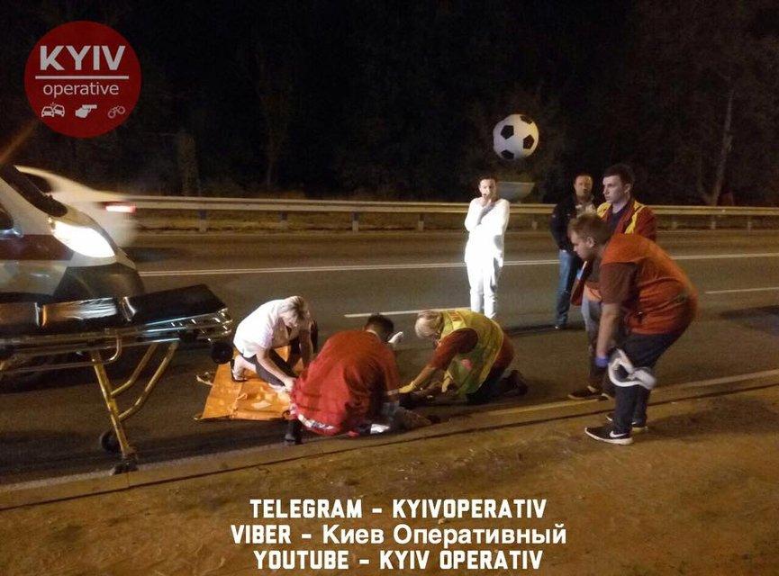 Смертельное ДТП в Киеве - фото 74501