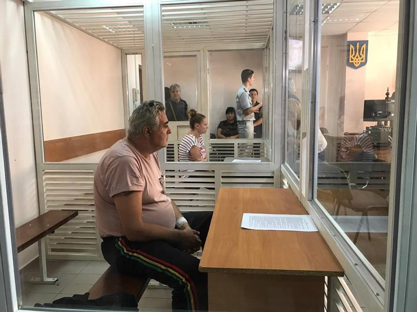 Директора сгоревшего в Одессе лагеря