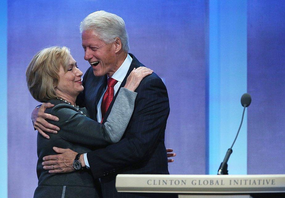 Хиллари Клинтон призналась, зачем простила мужу интрижку с Моникой Левински - фото 71304