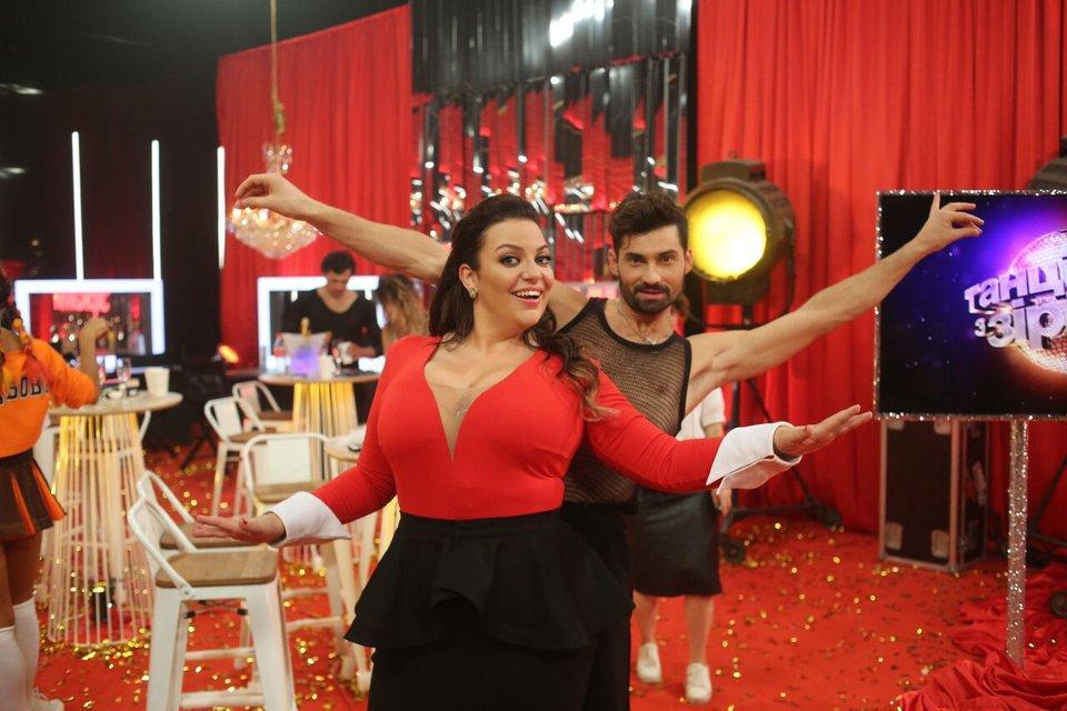 Танці з зірками 2017: Наталья Холоденко и Виталий Загоруйко - фото 75546