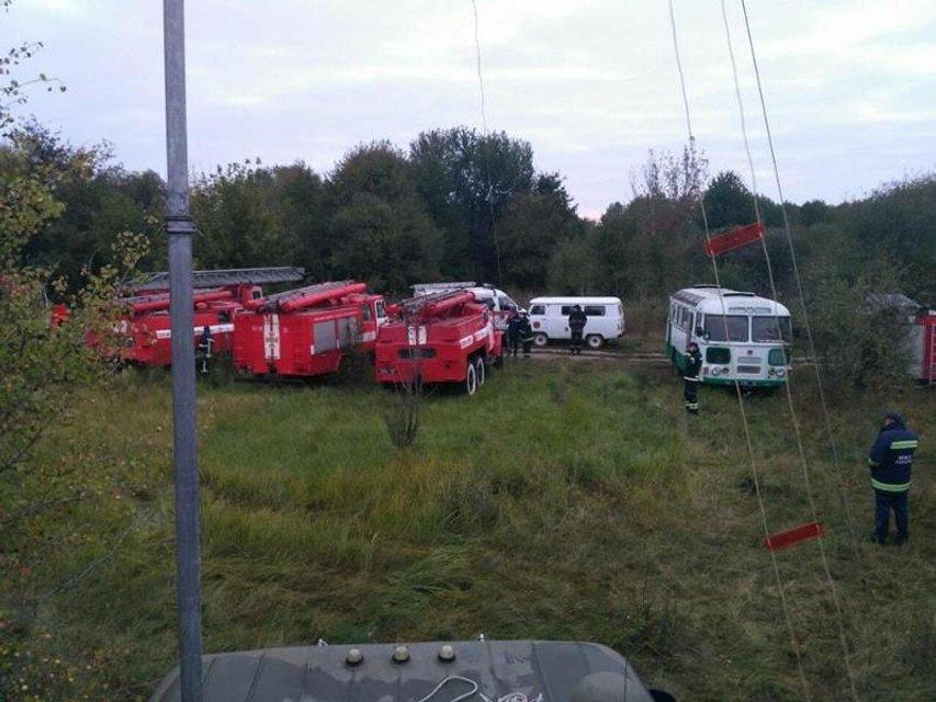ГСЧС отчиталось о 30 тыс эвакуированных и гашении четырех пожаров: фото, видео (обновлено) - фото 76732