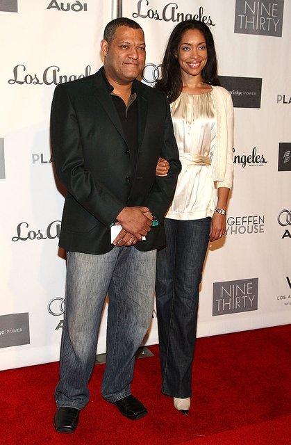 Лоуренс Фишборн и Джина Торрес разводятся после 14 лет брака - фото 75522