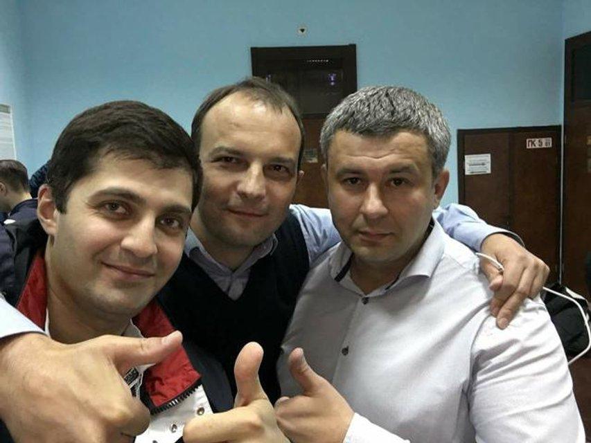 Нардепы помогли: суд Львова не избрал меру пресечения Сакварелидзе - фото 74382