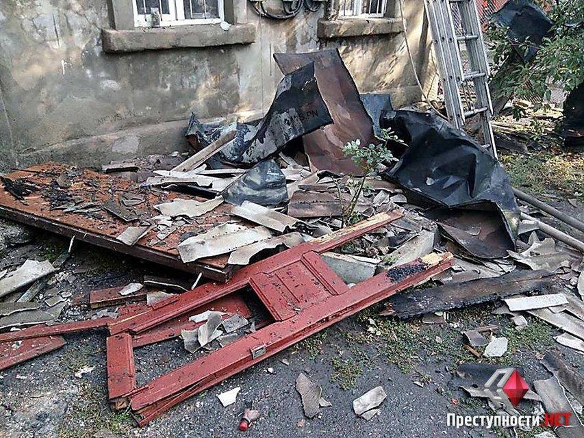 В центре Николаева взорвался жилой дом - фото 75304