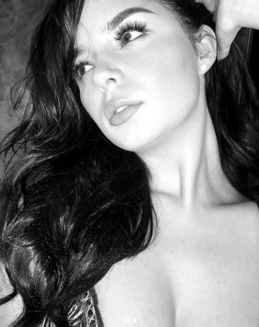 Деми Роуз заинтриговала откровенными фото в соцсетях - фото 75455