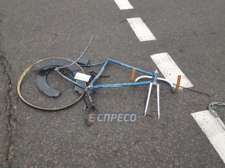 Джип насмерть сбил велосипедиста - фото 76184