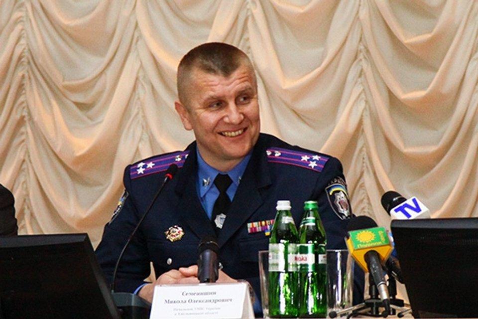 Николай Семинишин стал главой Нацполиции Донецкой области - фото 73643