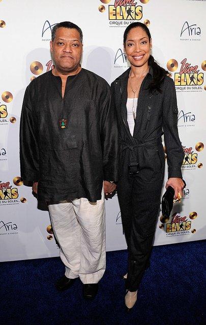 Лоуренс Фишборн и Джина Торрес разводятся после 14 лет брака - фото 75523