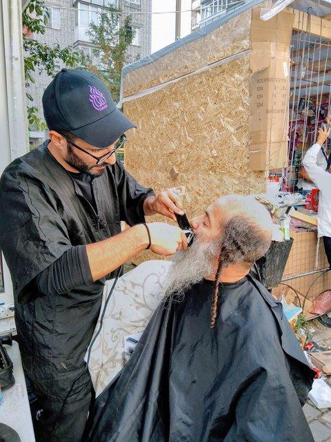 В Умани началось празднование иудейского Нового года (фото, видео) - фото 75423