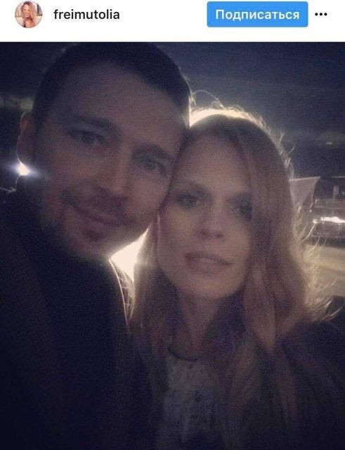 Ольга Фреймут и Владимир Локотко сходили на концерт Андреа Бочелли - фото 76145