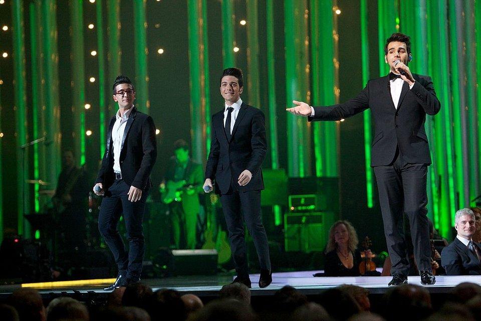 Трио Il VOLO впервые выступит с концертом в Украине - фото 72939
