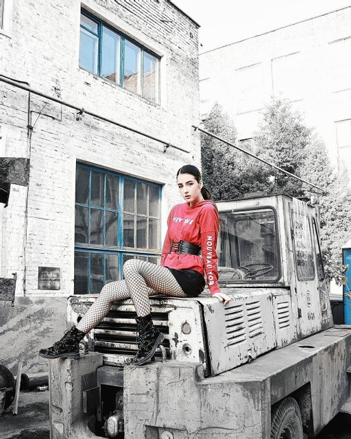 Топ-модель по-украински 4 сезон: Ира Симчич прокомментировала свой уход из шоу - фото 77434