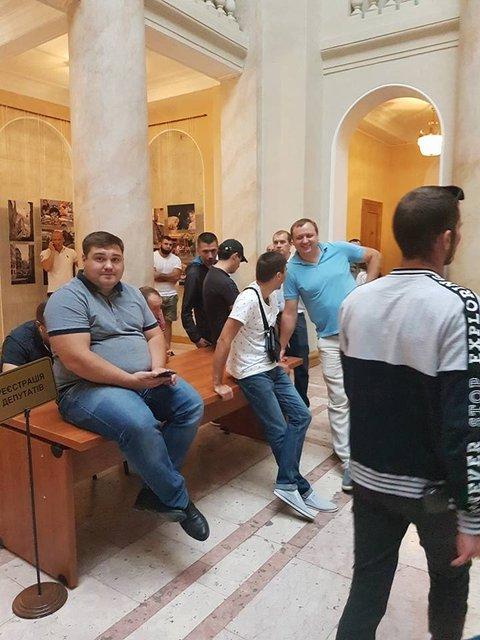 Одесская птица-феникс: Почему Труханов продолжает оставаться в игре - фото 75805