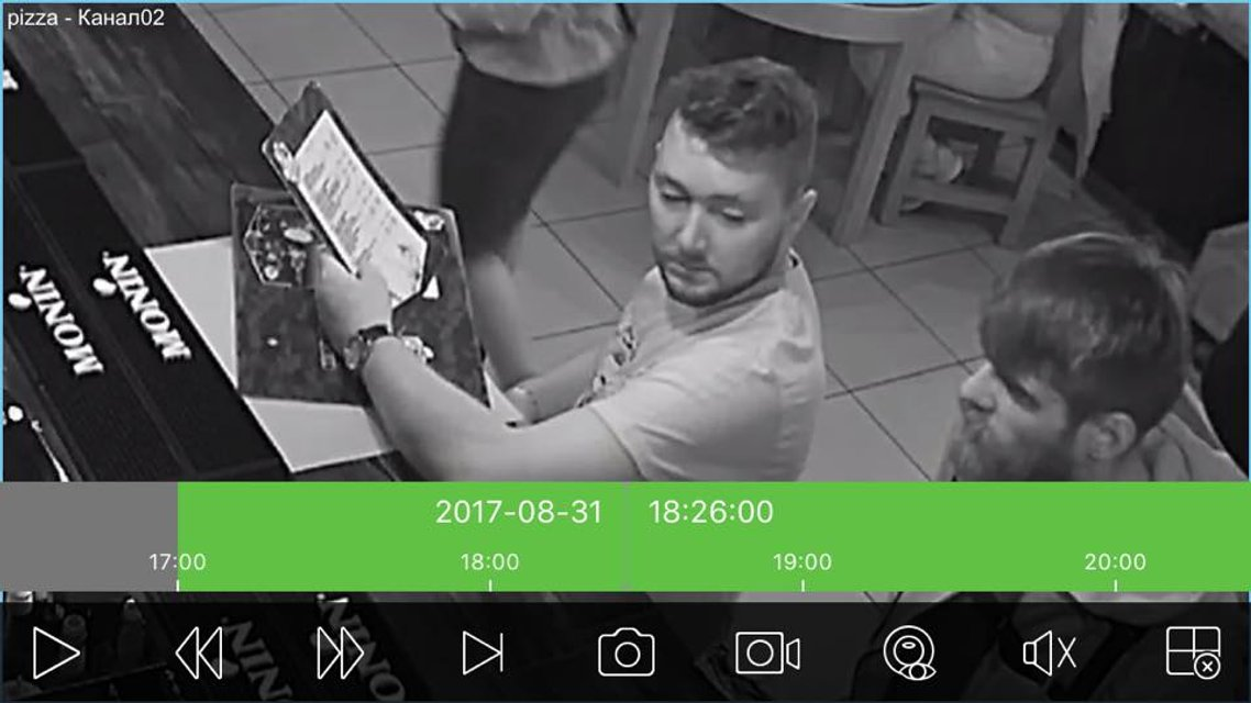 """В киевской пиццерии """"Ветерано"""" вытерли ноги о флаг Украины - фото 70749"""