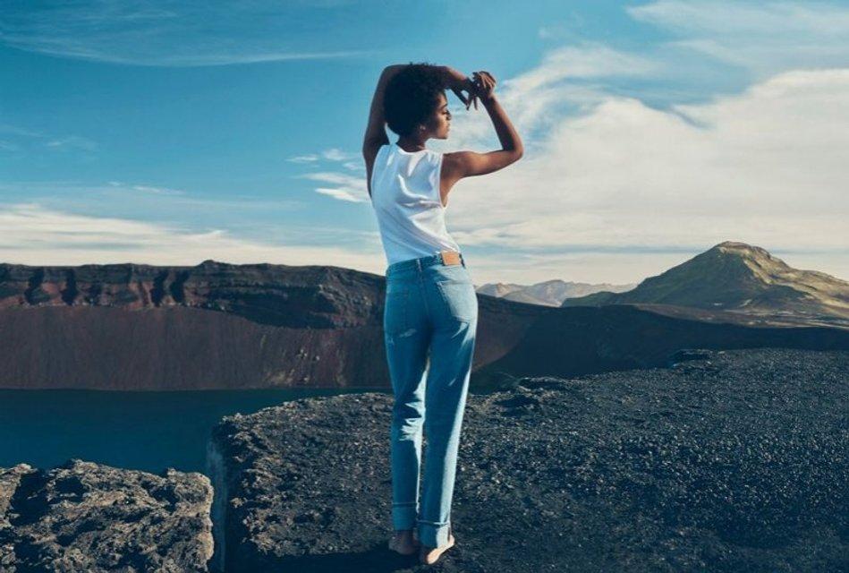 H&M представляет новую коллекцию из поношенных вещей клиентов - фото 77166