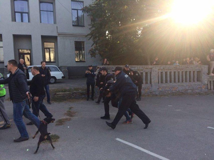 На Фестивале Равенства сотрудники полиции задержали 7 человек - фото 77719