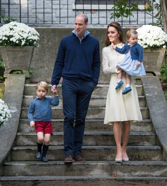 Кейт Миддлтон будет рожать в Кенсингтонском дворце из-за СМИ - фото 73475