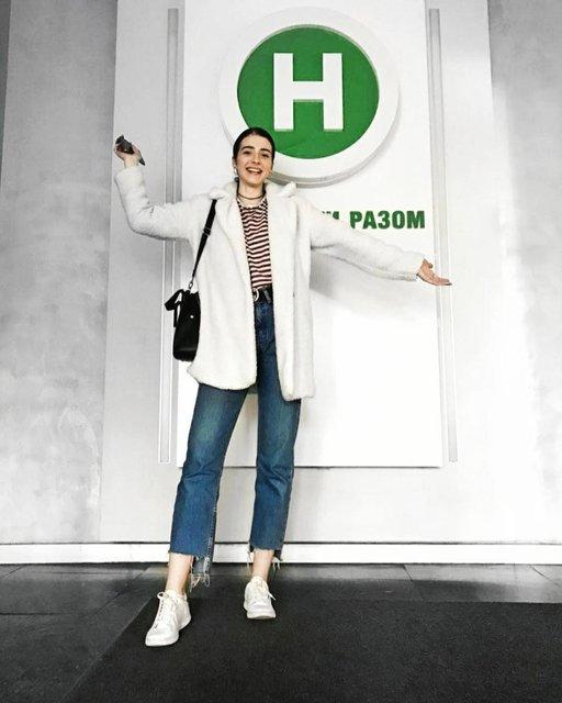 Топ-модель по-украински 4 сезон: Ира Симчич прокомментировала свой уход из шоу - фото 77428