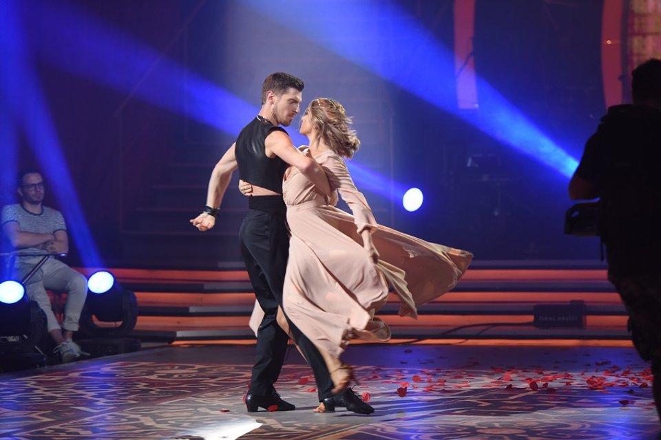Танці з зірками 2017: Наталья Могилевская и Игорь Кузьменко - фото 75547