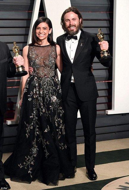Кейси Аффлек и Флориана Лима вместе - фото 74542