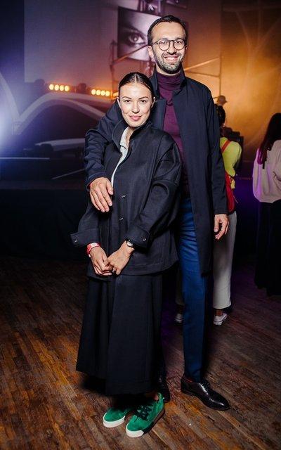 Лещенко и его жена Топольская - фото 76164