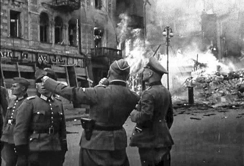 Німці оцінюють масштаби пожежі - фото 76294