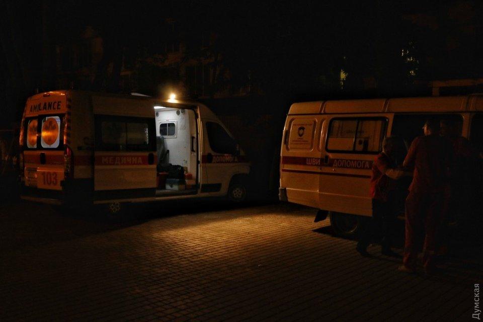 """Пожар в детском лагере """"Виктория"""" - фото 74339"""