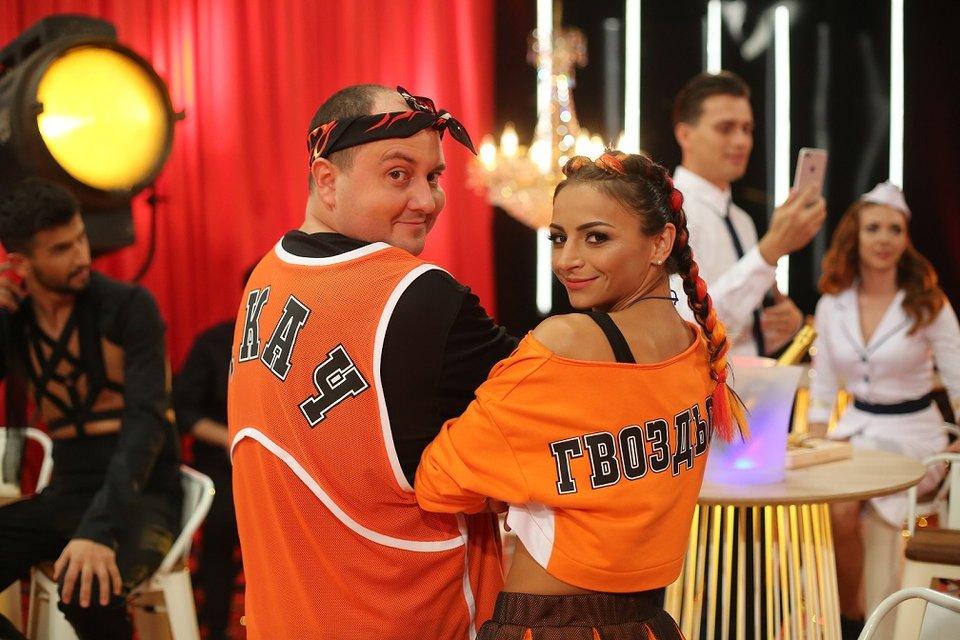Танці з зірками 2017: Юрий Ткач и Илона Гвоздева - фото 75548
