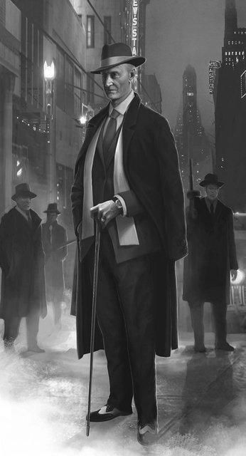 Игра престолов: Тайвин Ланистер в стиле мира гангстеров - фото 72702