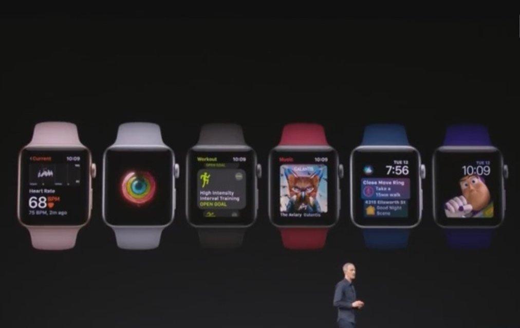 Apple презентует новые Apple Watch - фото 73452