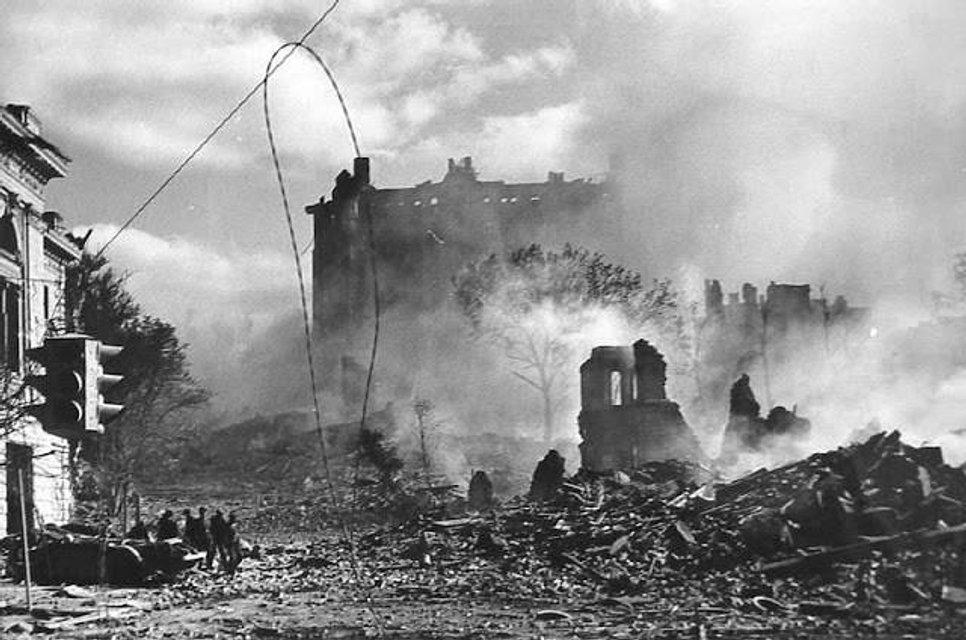 Зруйнований Хрещатик - фото 76291