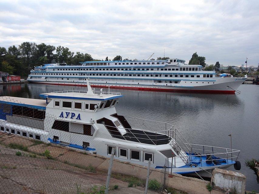 Корабль в Киеве 5 сентября - фото 75825