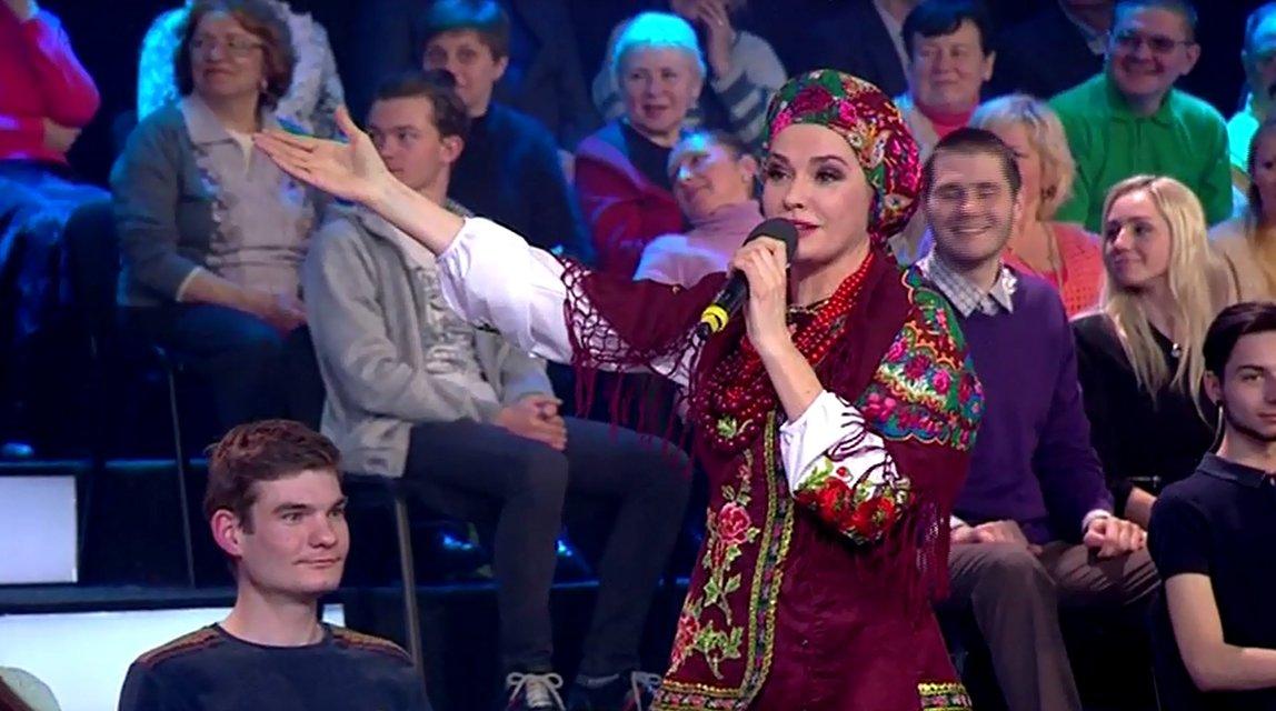 """Ольга Сумская станет свахой в шоу """"Сюрприз, сюрприз!"""" - фото 71645"""