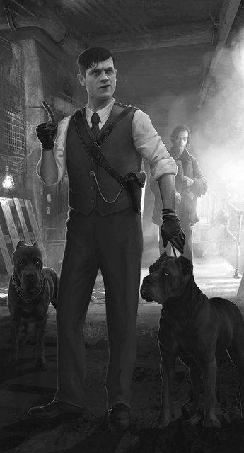 Игра престолов: Рамси Болтон в стиле мира гангстеров - фото 72703